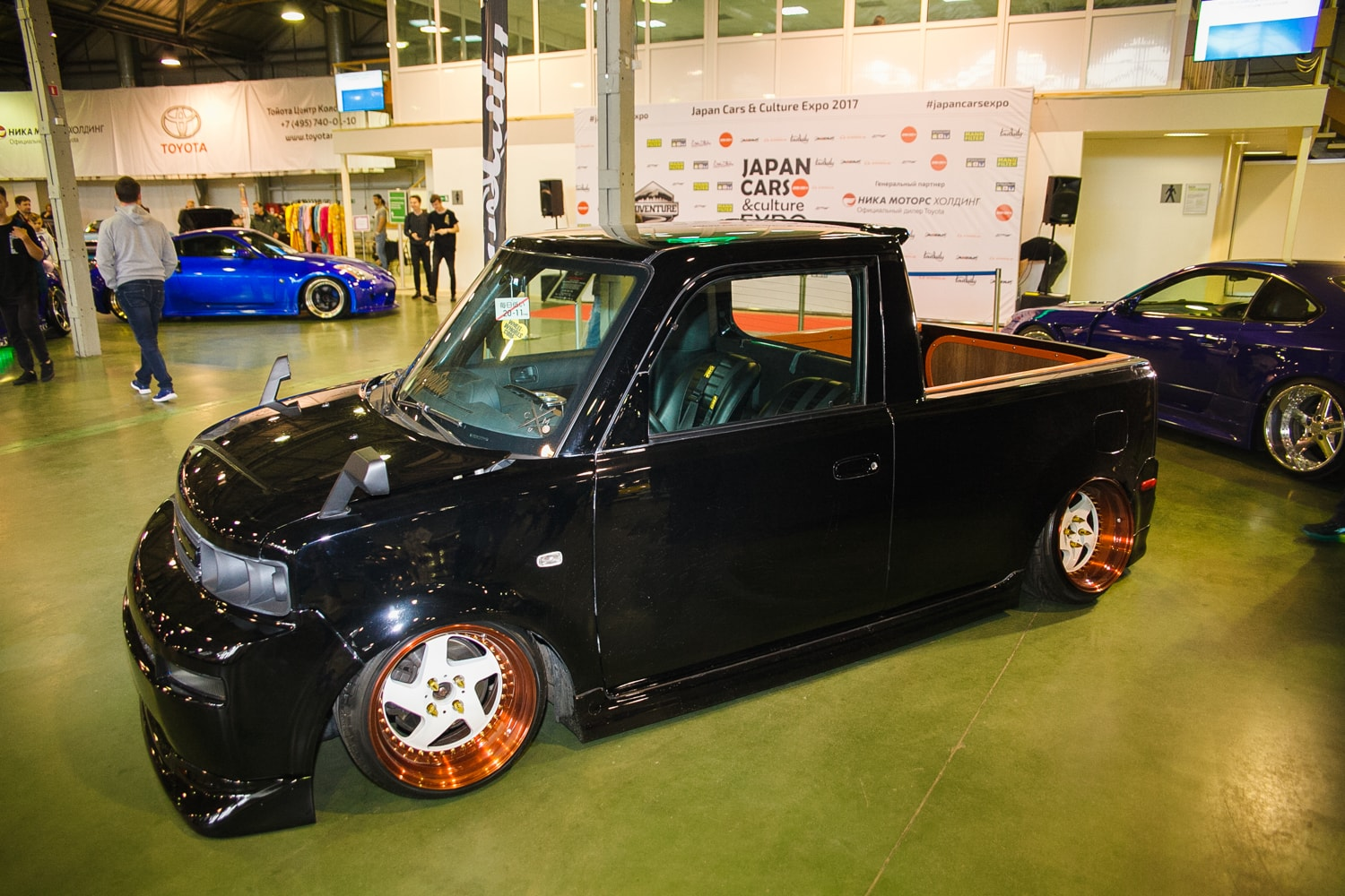 Besides The Owners Of The Above Competed For The Best Title In Various  Nominations, Such As Best Tuning, Best Itasha (anime Styled Vinyl), Best  Kanjo Racer ...